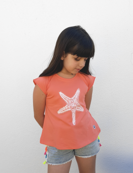 T-Shirt G SEA STAR