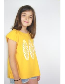 T-Shirt G PRANCHAS TRIBAIS