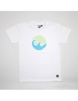 T-Shirt Onda Riscada - Rapaz