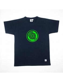 T-Shirt Skate Wheel - Rapaz