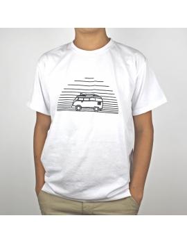 T-Shirt Surf Trip - Rapaz