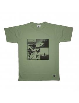 T-Shirt LIALI - Rapaz